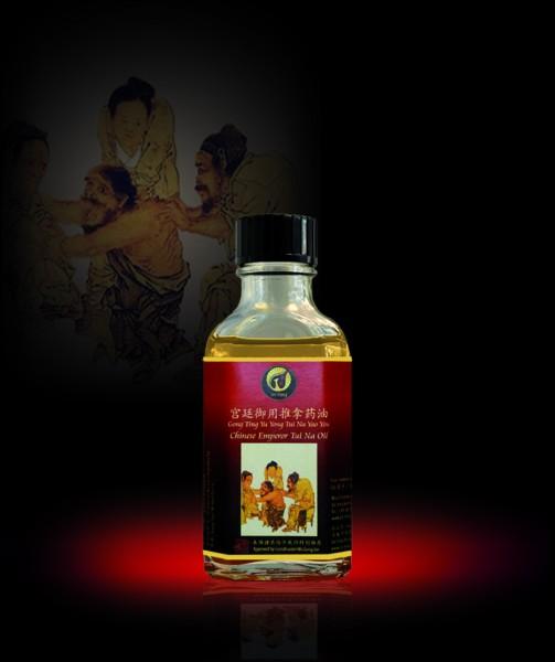 Chinesisches Tui Na-Heilmassage-Öl