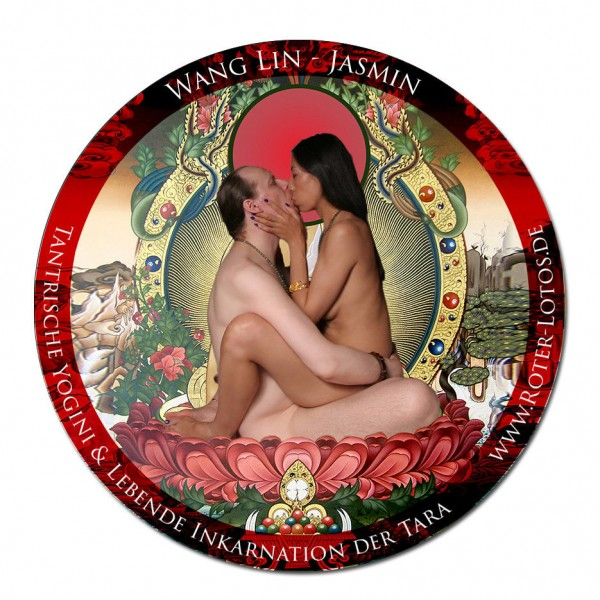 Weiße Tara - Jasmin Yab Yum Sex 10