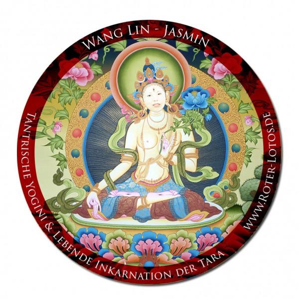 Weiße Tara- Jasmin