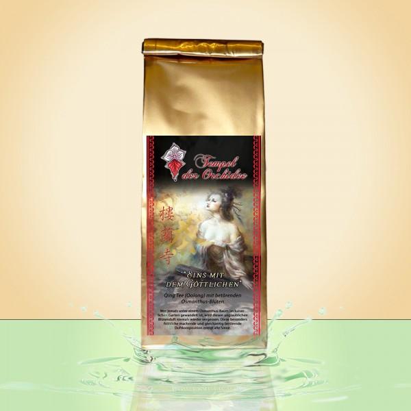 """""""Eins mit dem Göttlichen"""" - Qing Tee"""